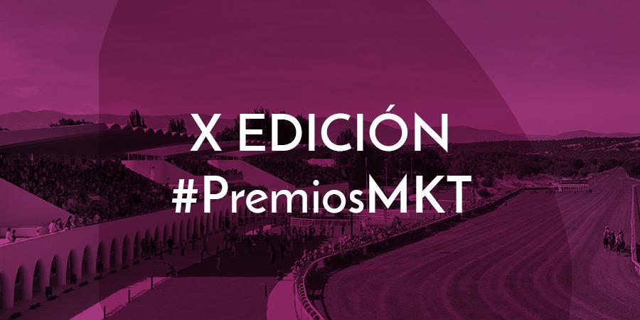 X Edición Premios MKT