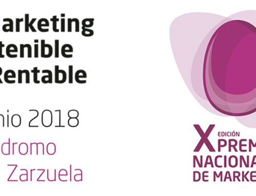 EL MARKETING SOSTENIBLE Y CON PROPÓSITO, EJE VERTEBRAL DE LA X EDICIÓN DE LOS PREMIOS NACIONALES DE MARKETING