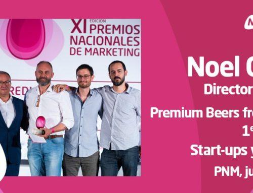 LA EXPERIENCIA DE PREMIUM BEERS FROM SPAIN, PRIMER PREMIO EN LA CATEGORÍA START-UPS Y PYMES DE LA XI EDICIÓN