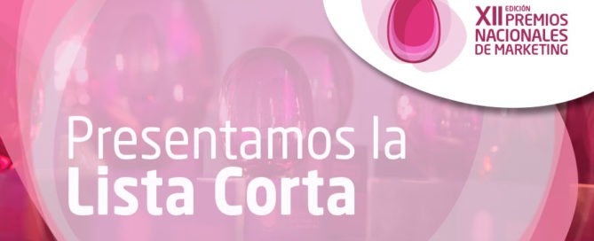 Lista Corta XII edición PremiosMKT