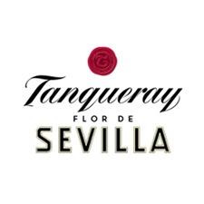 Logo de Tanqueray flor de sevilla