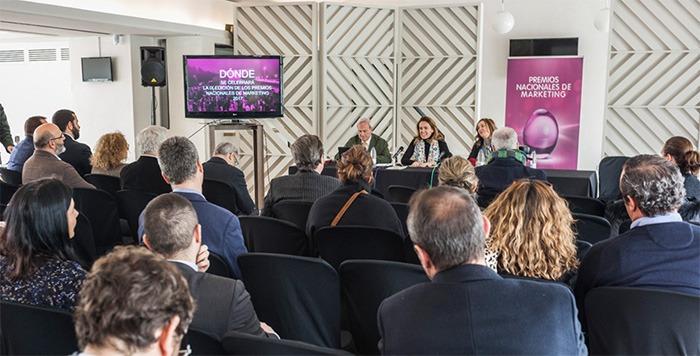 Presentacion Premios Nacionales de Marketing