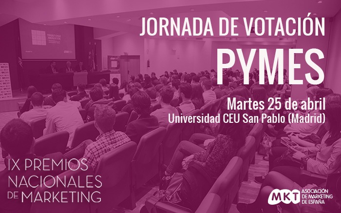 PYMES Premios Nacionales de Marketing