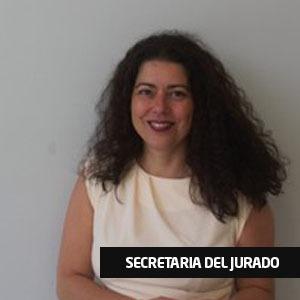 Esther Martínez Lomas Secretaria del Jurado