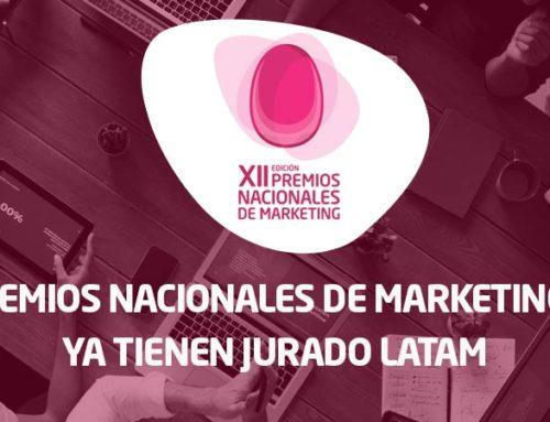 CONOCE AL JURADO LATAM DE LA XII EDICIÓN DE LOS PREMIOS NACIONALES DE MARKETING 2020