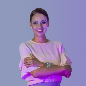 Xiomara Herrera Relacionista pública para marcas OGILVY EL SALVADOR