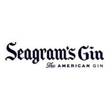 Logo de Seagram's Gin
