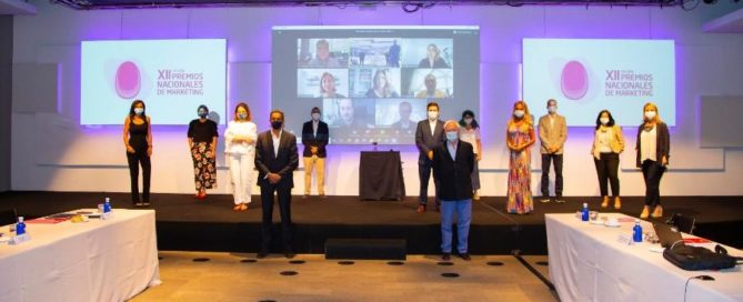 reunion jurado XII edición Premios MKT