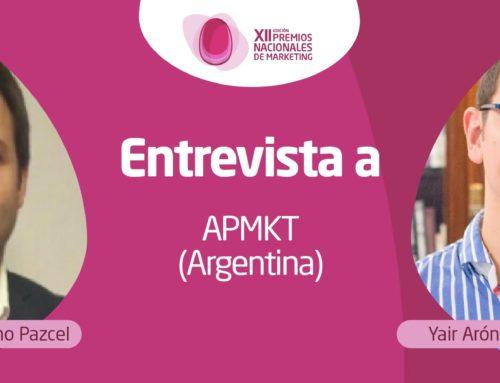 «Instituciones como las nuestras aportan mucho valor al difundir las buenas prácticas del marketing». –APMKT Argentina