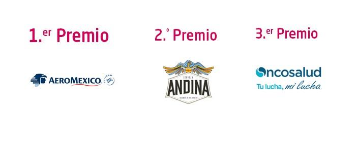 Ganadores PremiosMKT-LATAM LATINOAMERICA-ALTAGanadores PremiosMKT-LATAM LATINOAMERICA-ALTAGanadores PremiosMKT en la categoría de LATAM empresas latinoamericanas