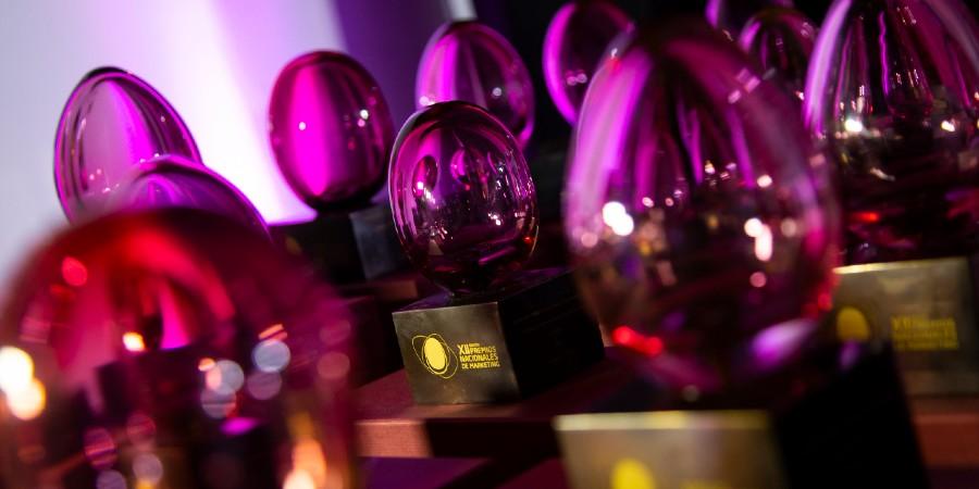 La gala XII edición de los Premios Nacionales de Marketing