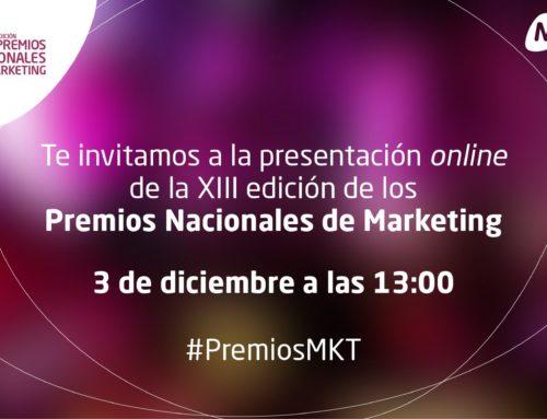 Comparte con nosotros la inauguración de la XIII edición de los Premios MKT