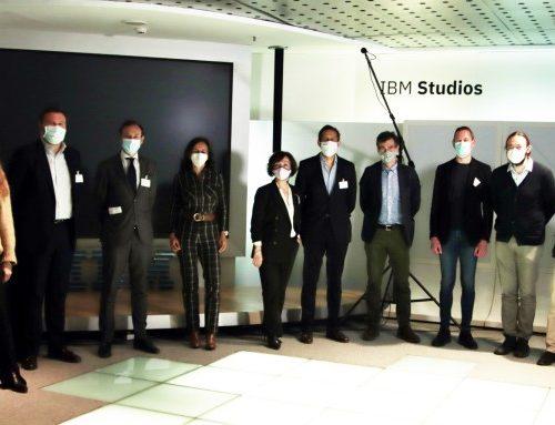 Los miembros del jurado de la XIII edición se reúnen por primera vez en la sede de IBM España