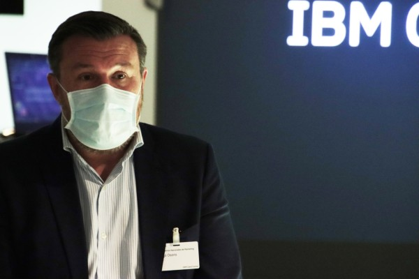 Íñigo Osoro IBM España