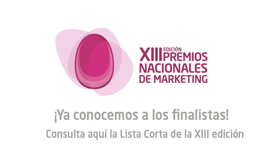 XIII edición Premios Nacionales de Marketing