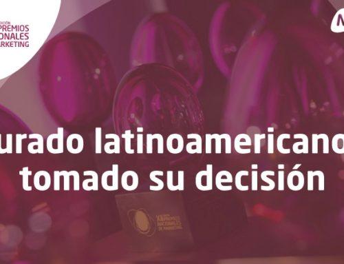 Los miembros del jurado latinoamericano han decidido a los ganadores en la categoría Inernacionalización